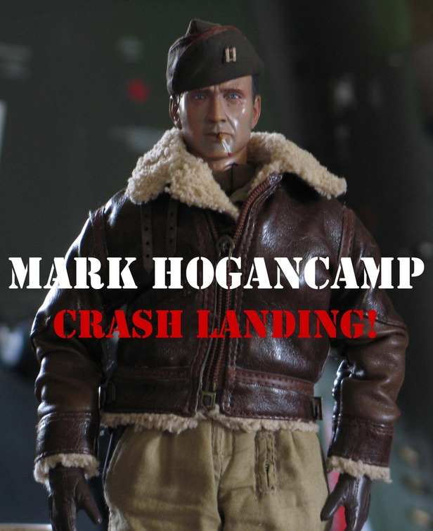 Mark Hogancamp, Crash Landing!